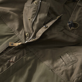 Fjällräven Lappland Hybrid Jacket Women Dark Olive